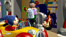 Still #1 from Noddy and the New Taxi