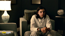 A still #9 from The Purge with Max Burkholder