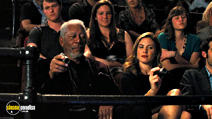 A still #8 from Now You See Me with Morgan Freeman