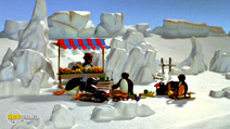 Still #2 from Pingu: Sledge Academy