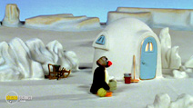 Still #3 from Pingu: Sledge Academy