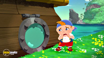 Still #5 from Jake and the Never Land Pirates: Jake Saves Bucky