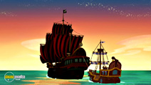 Still #6 from Jake and the Never Land Pirates: Jake Saves Bucky