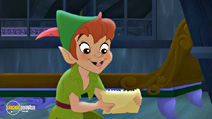 Still #8 from Jake and the Never Land Pirates: Jake Saves Bucky