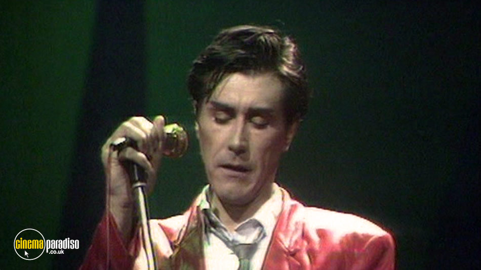 Roxy Music: On the Road Live online DVD rental