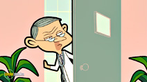 Still #8 from Mr Bean: The Animated Series: Vol.1