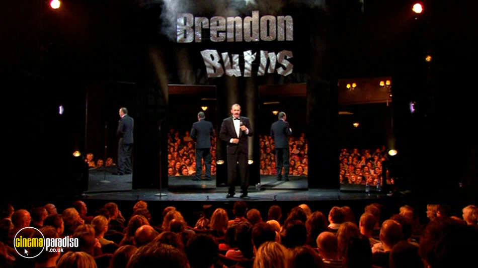 Brendon Burns: So I Suppose This Is Offensive Now online DVD rental
