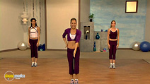 Still #4 from 10 Minute Solution: Fat Blasting Dance Mix