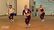 Still #8 from 10 Minute Solution: Fat Blasting Dance Mix