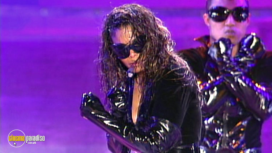 Janet Jackson: Live in Hawaii online DVD rental