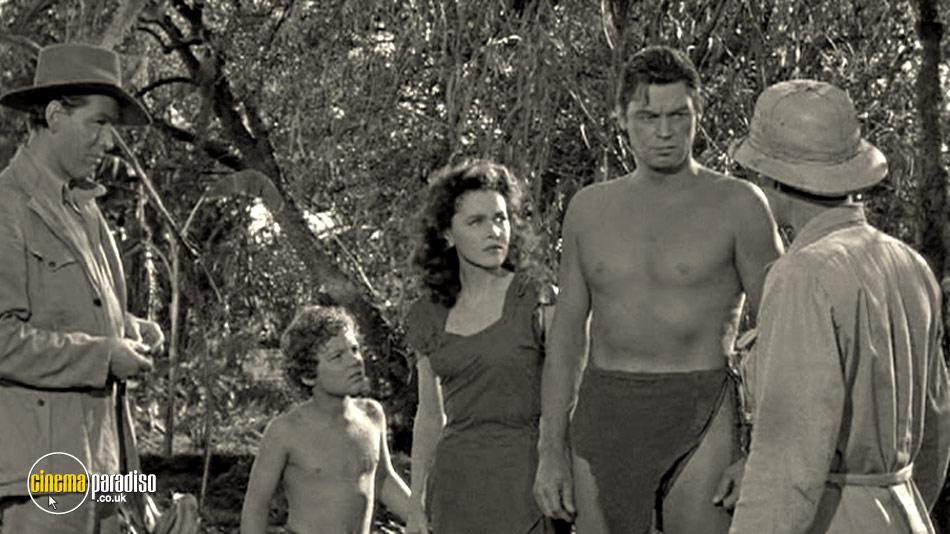 Tarzan's Secret Treasure/Tarzan's New York Adventure online DVD rental