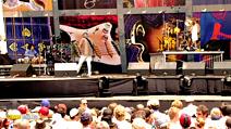 Still #2 from Eric Clapton: Crossroads Guitar Festival