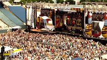 Still #6 from Eric Clapton: Crossroads Guitar Festival
