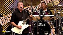 Still #8 from Eric Clapton: Crossroads Guitar Festival