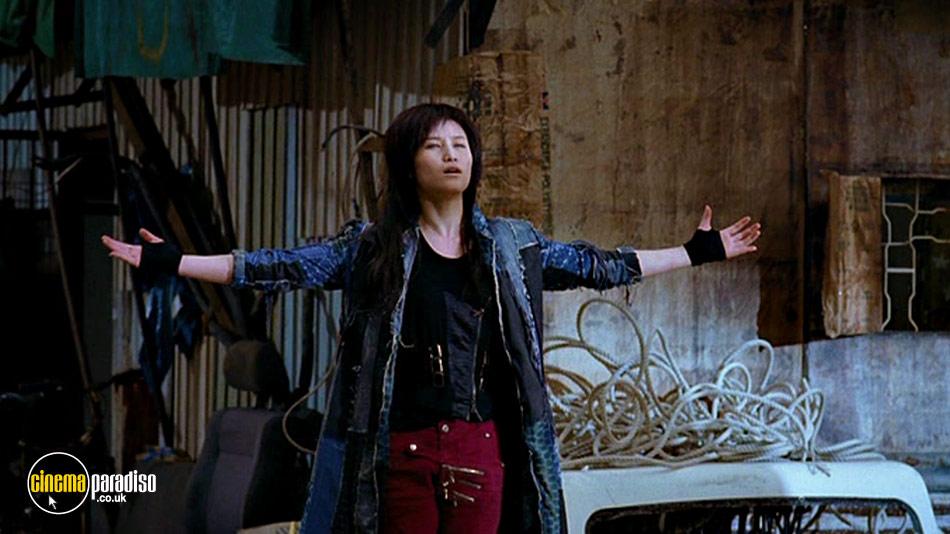 Lesbian Vampire Warriors (aka Jiang shi xin zhan shi) online DVD rental