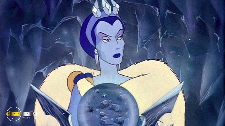 The Snow Queen online DVD rental