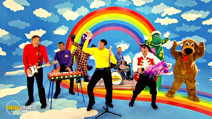 Still #6 from Wiggles: Racing to the Rainbow
