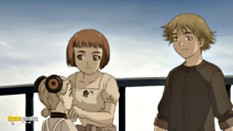 Still #1 from Last Exile: Vol.3