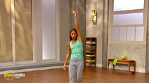 Still #1 from 10 Minute Solution: Dance It Off and Tone It Up