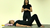 Still #4 from Pilates for Beginners