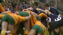 Still #6 from Bill McLaren: Rugby at Its Best