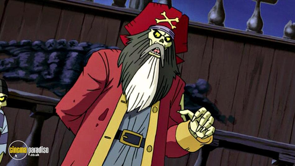 Scooby-Doo!: Pirates Ahoy! online DVD rental
