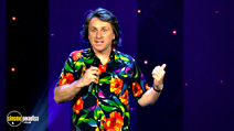 Still #7 from Milton Jones: Lion Whisperer