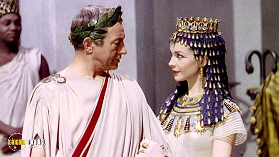 Caesar and Cleopatra online DVD rental