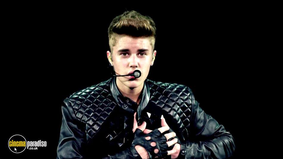 Justin Bieber's Believe online DVD rental
