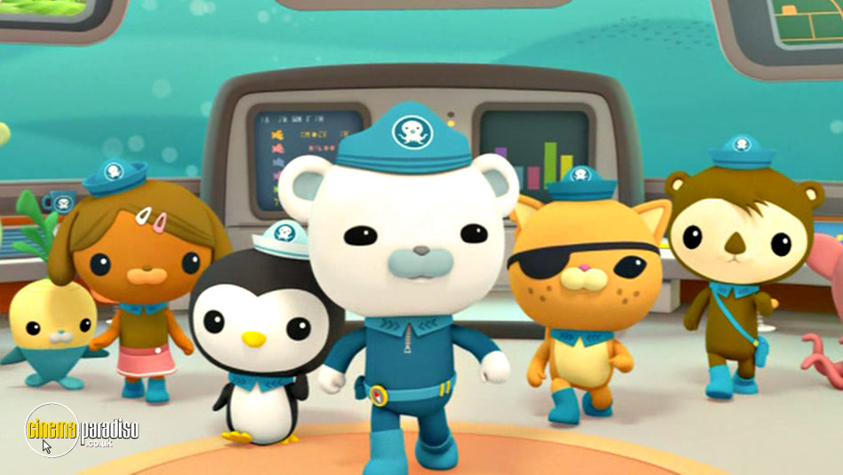 Octonauts: Here Come the Octonauts online DVD rental