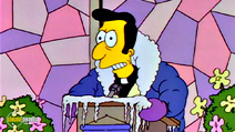 Still #1 from The Simpsons: Heaven and Hell