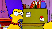 Still #3 from The Simpsons: Heaven and Hell
