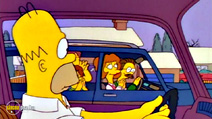 Still #4 from The Simpsons: Heaven and Hell