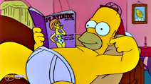 Still #6 from The Simpsons: Heaven and Hell