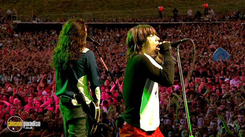 Red Hot Chili Peppers: Live at Slane Castle online DVD rental