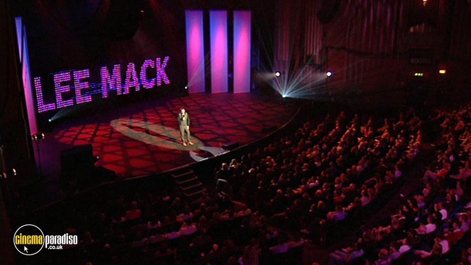 Lee Mack: Going Out Live online DVD rental