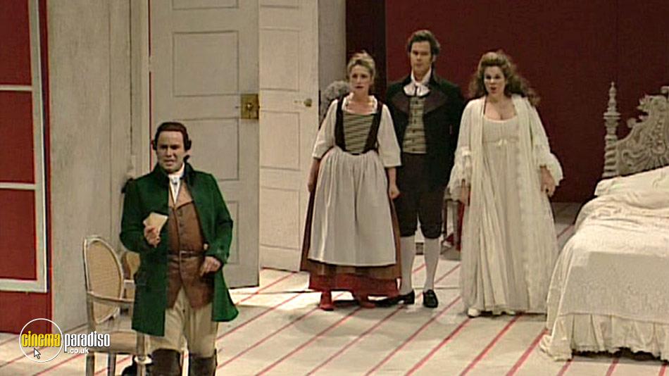 Mozart: Le Nozze Di Figaro: Glyndebourne Festival 1994 online DVD rental
