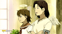 Still #6 from Haibane Renmei: Vol.2