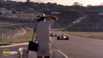 Still #3 from Formula One Review: 1973