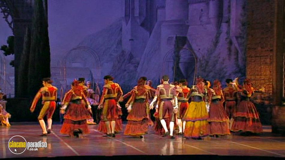 Tchaikovsky: The Nutcracker: Royal Swedish Ballet online DVD rental