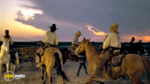 Still #8 from Lonesome Dove