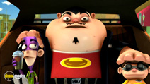 Still #4 from Fanboy and Chum Chum: Brain Freeze