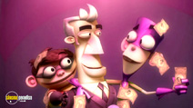 Still #8 from Fanboy and Chum Chum: Brain Freeze