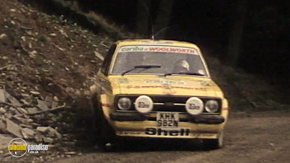 Escorts Supreme: Rallying Fords of the '70s online DVD rental