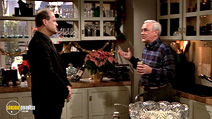 Still #3 from Frasier: Best of Christmas