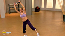 Still #4 from 10 Minute Solution: 5 Day Get Fit Mix