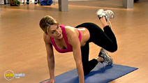 Still #8 from 10 Minute Solution: 5 Day Get Fit Mix