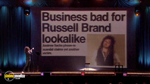 Still #2 from Russell Brand: Scandalous Live at the O2