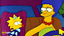 Still #1 from The Simpsons Classics: The Last Temptation of Homer