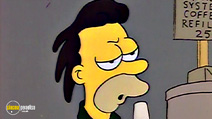 Still #2 from The Simpsons Classics: The Last Temptation of Homer